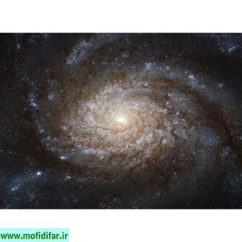 کره ی زمین چون ذره ی غباری است در فضای نامتناهی کهکشان ها