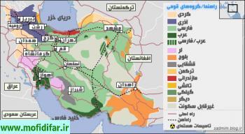 ایران متحد ایرانی بزرگ و قدرتمند